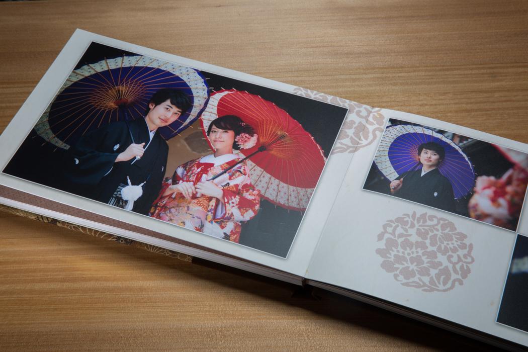 結婚式アルバム 結 Yui